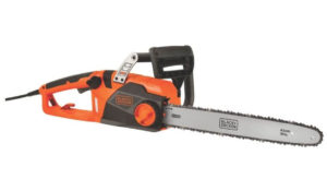 BLACKDECKER-Electric-Chainsaw