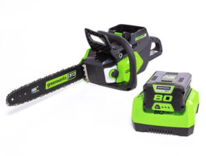 Greenworks-PRO Electric Chainsaw