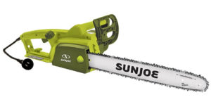 Sun-Joe Electric ChainSaw