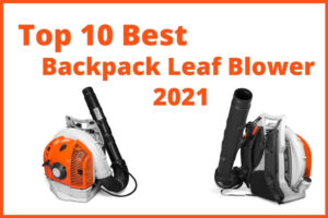 Backpack Leaf Blower