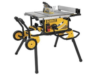 DEWALT (DWE7491RS) 10-Inch Table Saw