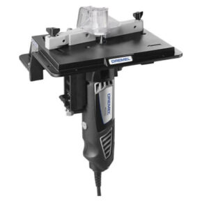 Dremel 231 Portable Rotary Tool Shaper and Router Table