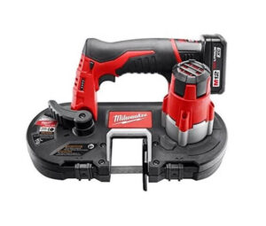 Milwaukee 2429-21XC M12 Cordless Sub-Compact Bandsaw