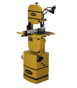 Powermatic 1791216K Deluxe Woodworking Bandsaw with Bearing Guides