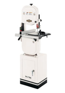 Shop Fox W1706 14 Bandsaw with Cast Iron Wheels