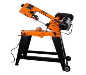 WEN 3970 Metal-Cutting Band Saw with Stand