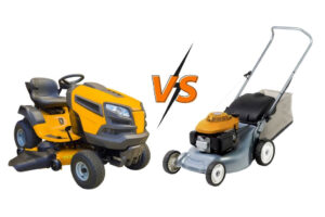 Difference Between Lawn Tractor and Zero Turn