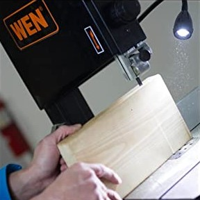 WEN 3962 Band Saw with Worklight