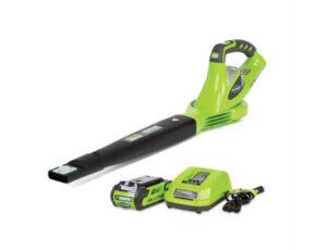 Greenworks 40V 150 MPH Variable Speed Cordless Leaf Blower