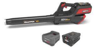 Snapper XD 82V MAX 550 CFM Cordless Electric Leaf Blower Kit